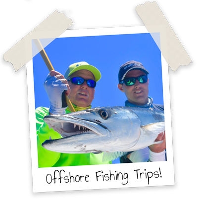 offshore deep sea charters